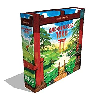 Pencil First Games 213896 One Hundred Torii