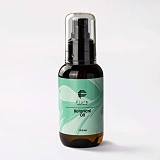 [Amazon限定ブランド] Flura BOTANICAL OIL (フルーラ ボタニカル オイル100mm) オイル 濡れ髪 保湿 髪さらさら フルーラ ボタニカル オイル 100ml