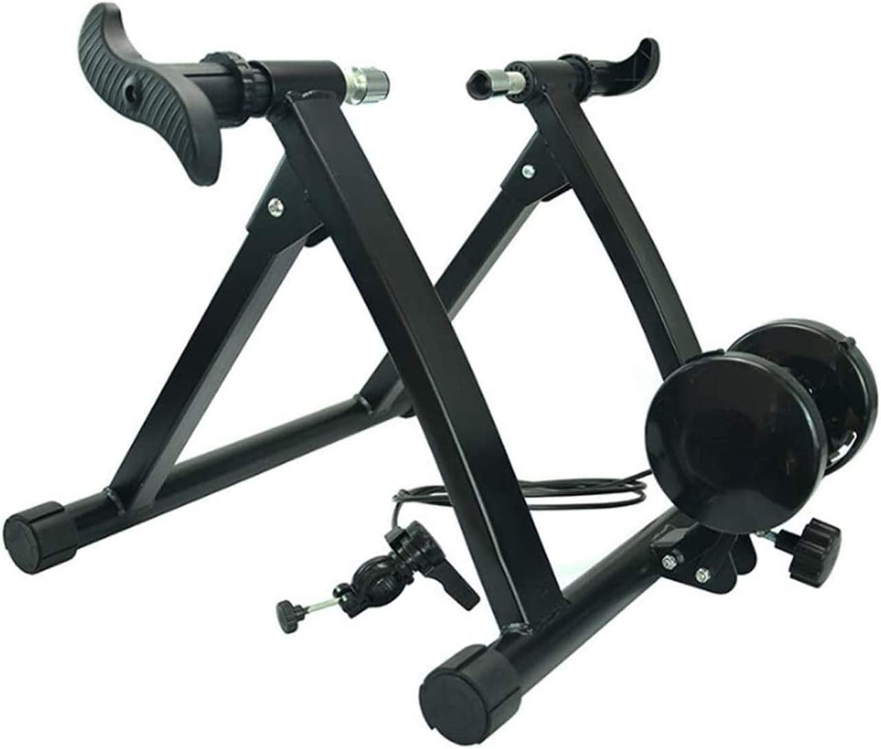 DSWHM Sales results No. 1 Bike Trainer outlet Stand Indoor Turb Foldable