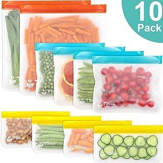 Best eco friendly reusable food storage bags Reviews