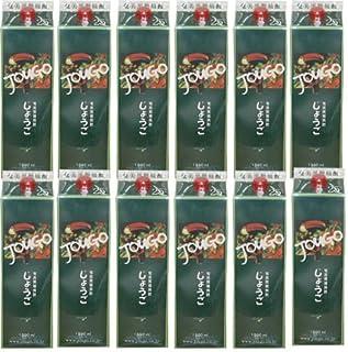 奄美黒糖焼酎 じょうご(Jougo) 25度1800ml(1.8L) 紙パック 12本セット