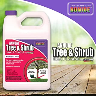 Bonide (BND611) - Annual Tree and Shrub Insect Control, Insecticide/Pesticide Concentrate (1 gal.)