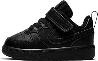 Nike Court Borough Low 2, Chaussures de Basketball Garçon