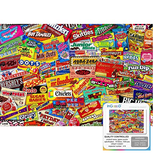 1000 piece collage puzzles - 2