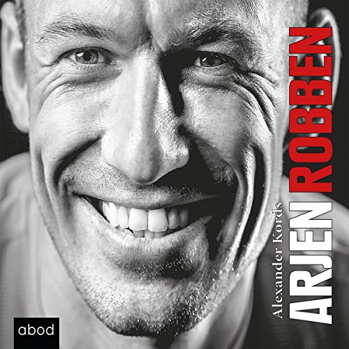 Arjen Robben cover art