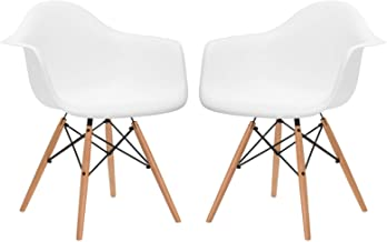 modern molded chairs