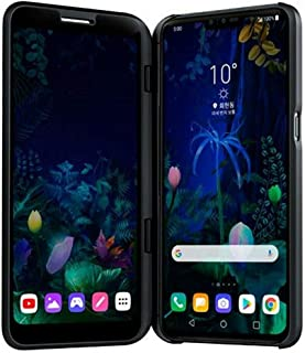 LG V50 | DUAL SCREEN INC. | 5G LM-V500N 128GB | Factory Unlocked - Korean International Version (Astro Black)