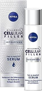 Nivea anti-age Serum, para día y noche, ácido hialurónico Cellular Filler, 40ml