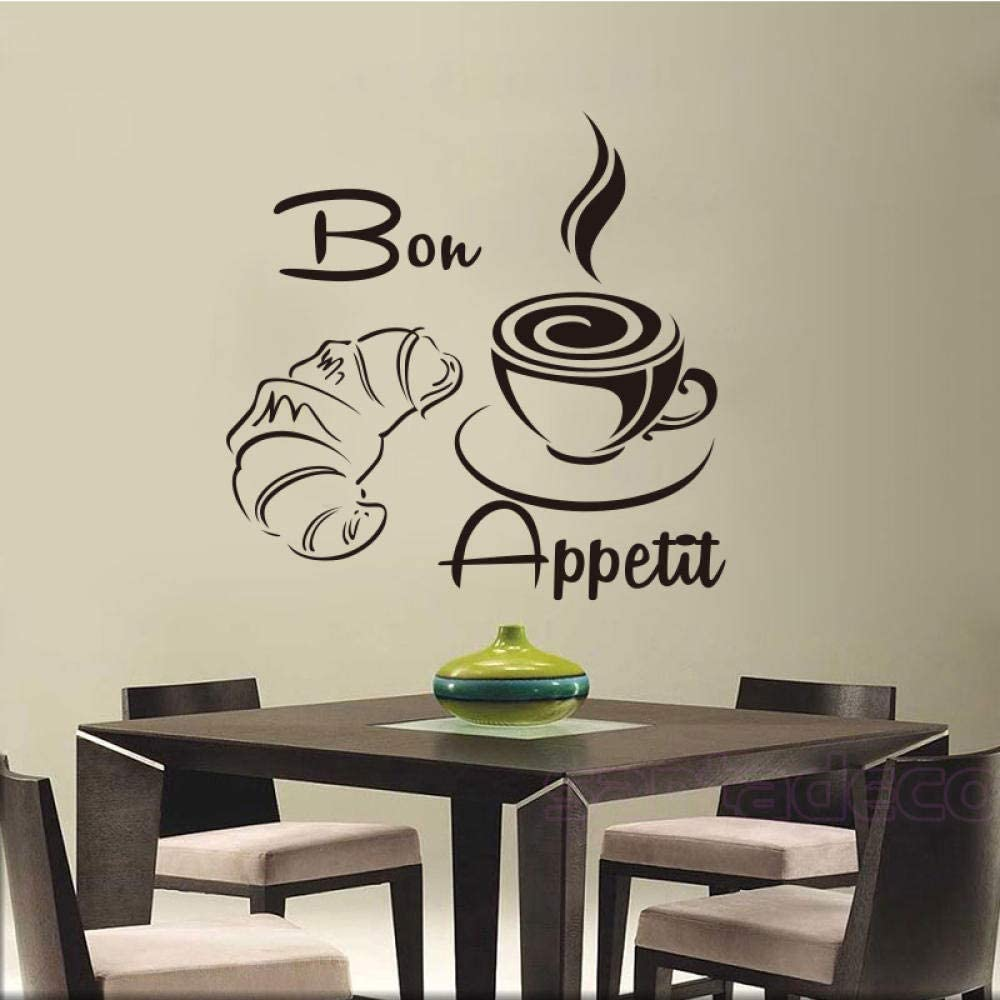 Ytsmsyy French Cuisine Please Dine Remov Ranking TOP10 Vinyl Ranking TOP2 Stickers Carving