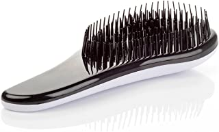 1 Set Combs Hairbrush Hair Brush Magic Handle Tangle Detangling Comb Shower Salon Styling Tamer Tool Soft Pins Combo Pocket Long Round Holder Good-looking Popular Beard Natural Travel Kit, Type-07