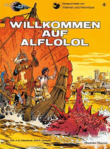 Valerian und Veronique 4: Willkommen auf Alflolol