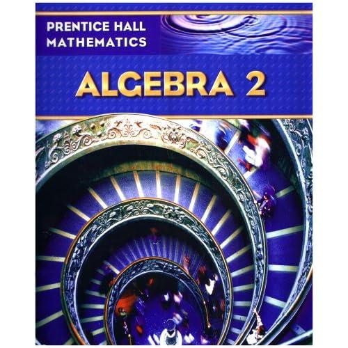 Algebra 2 Textbook Pdf Amazon Com