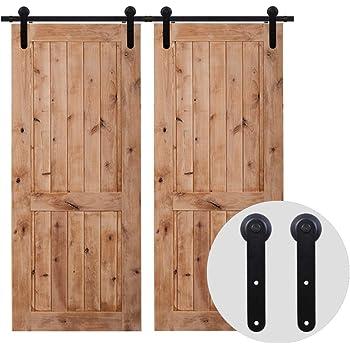 304cm/10FT Kit puerta granero herraje corredera,Puerta de Granero ...