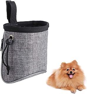 Porta Premi per Cani per lAddestramento AllAperto di Cuccioli di Animali Domestici Borsa per Alimenti per Cani Borsa Addestramento Cane zfdg Cane Snack Borsa Borsa Passeggio per Cani Rosso
