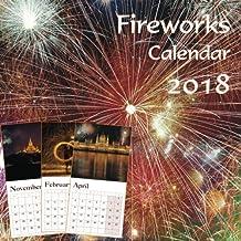 Fireworks 2018 calendar