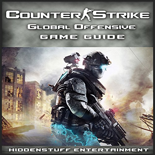 Counter Strike Global Offensive Game Guide audiobook cover art