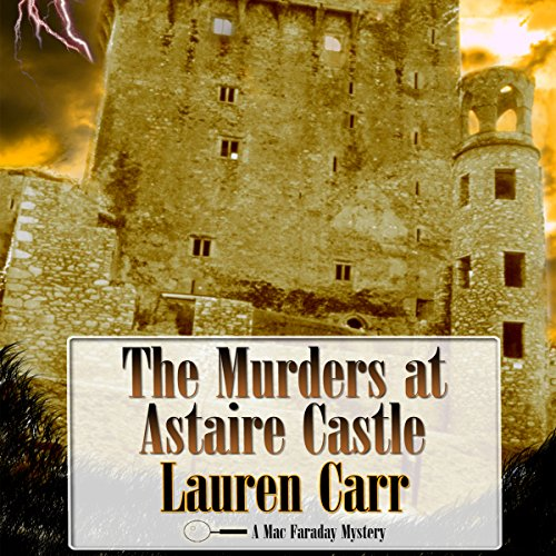 The Murders at Astaire Castle audiobook cover art