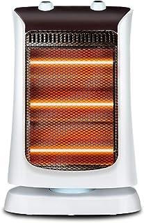 Radiador eléctrico Mini Calefactor Calefactor portátil de hogar con protección contra sobrecalentamiento 1200W