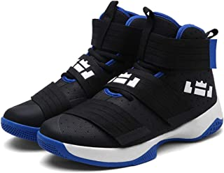 Mrh.Dar Basketball Shoes for Men High Top Minimalist Shoes Performance Sports Running Sneakers Ultra