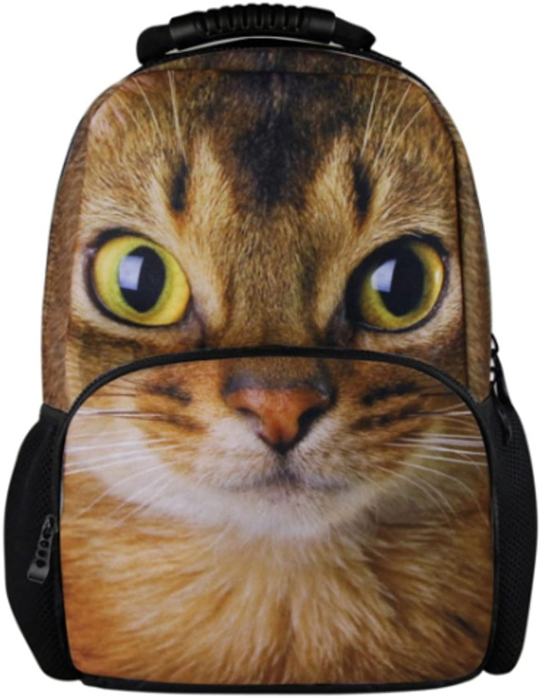 CHAQLIN Schulrucksack Braun cat-2 cat-2 cat-2 Large B0749MYDPQ | Offizielle  5bc30e