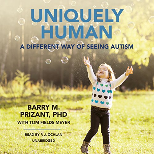 Uniquely Human audiobook cover art