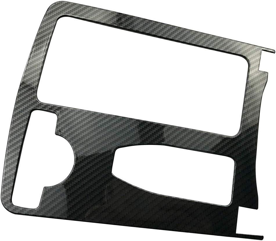 2007-2013 2010-2012 Accessoires pour Coches De Clase C E Tcn Couverture De Panneau De Cadre De Support De Tasse deau De Console Centrale De Voiture pour Mercedes Benz W204 W212