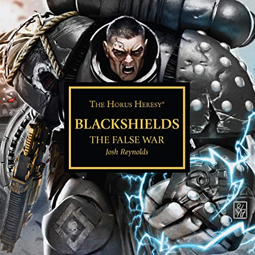 Couverture de Blackshields: The False War