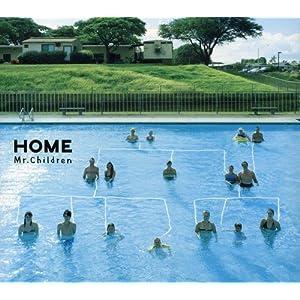 "HOME(通常盤)"""