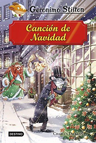 Canción de Navidad: Grandes historias Stilton