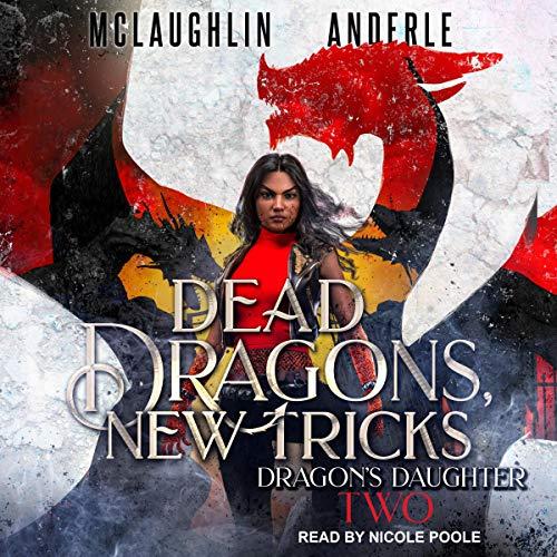 Dead Dragon, New Tricks cover art