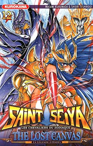 Saint Seiya - Les Chevaliers du Zodiaque - The Lost Canvas - La Légende d'Hadès - tome 12 (12)
