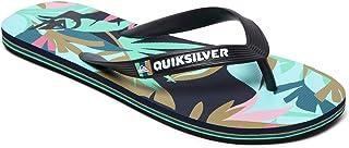 Quiksilver Molokai Tropical Flow, Chaussures de Plage & Piscine Homme