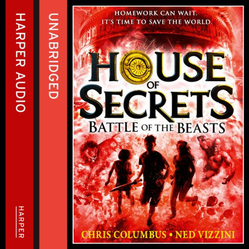 House of Secrets: Battle of the Beasts cover art