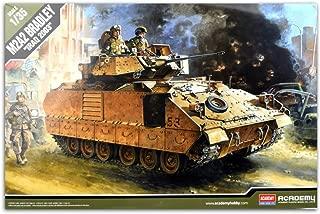 Academy 1/35 M2A2 Bradley Iraq 2003 Tank Plastic Model Kit #13205