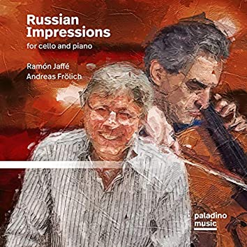 Russian Impressions for Cello and Piano