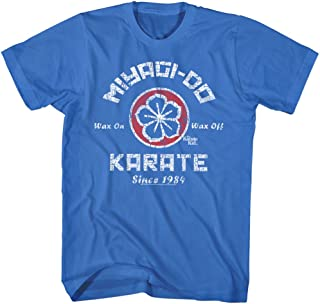 American Classics AMC Karate Kid Miyagi-Do - Camiseta para adulto con logotipo de karate