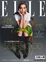 ELLE UK (BRITISH) MAY 2019 JODIE COMER COVER -NEW COPIES EXCLUSIVELY AVAILABLE FROM MAGAZINES AND MORE