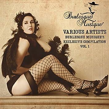 Burlesque Musique's Exclusive Compilation Vol. 1