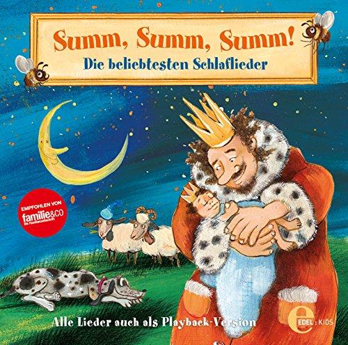 Summ, Summ, Summ - Die beliebtesten Schlaflieder