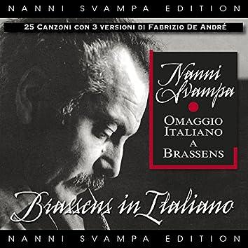Brassens in Italiano (Donne, Gorilla, Fantasmi e Lillà)