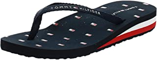 Tommy Hilfiger TH FLAG BEACH SANDAL Women's Fashion Sandals