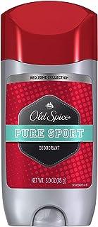 Old Spice Red Zone Pure Sport Anti-Perspirant Deodorant For Men 3 oz