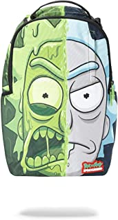 sprayground rick and morty backpack