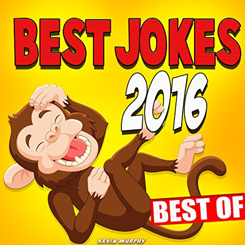 Best Jokes 2016 audiobook cover art