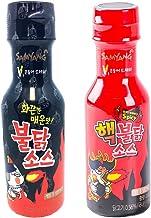 [Samyang] Hack Bulldark Spicy Chicken Roasted Sauce + Bulldark Spicy Chicken Roasted Sauce 2 sets / Fire Noodle Challenge (overseas direct shipment)