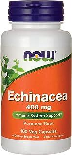 Now Foods - Echinacea (Purpurea Root) 400 Mg. 100 Capsules