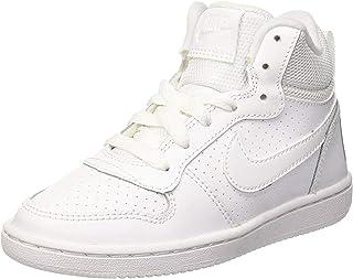 Court Borough Mid (GS), Zapatillas de Baloncesto para Niños