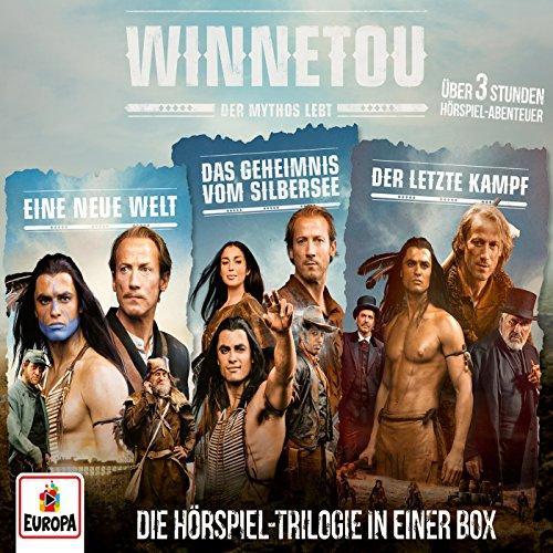 3er Box/Winnetou - Der Mythos lebt
