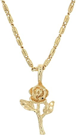 Vanessa Mooney - The Little Rosa Charm Necklace