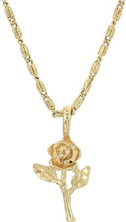 Vanessa Mooney - The Little Rosa Charm Necklace